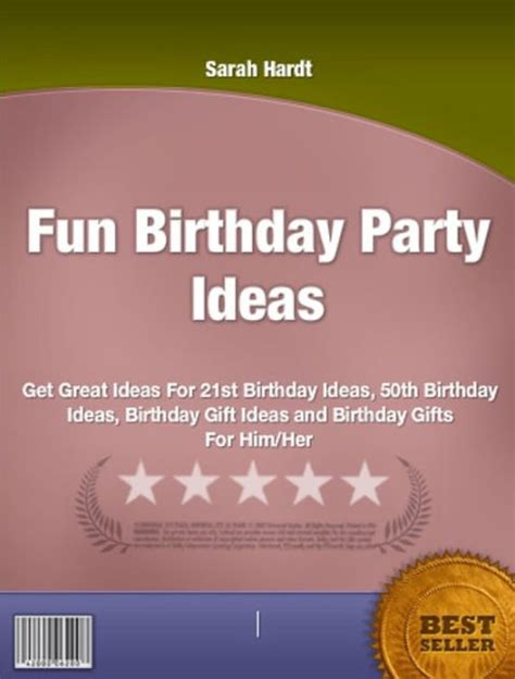 fun gifts for her fun birthday party ideas get great ideas for 21st birthday