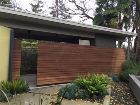 modern privacy fence modern privacy fence fence ideas