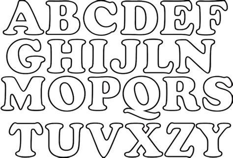 moldes de letras del abecedario para carteleras moldes de letras para imprimir alfabeto completo revista