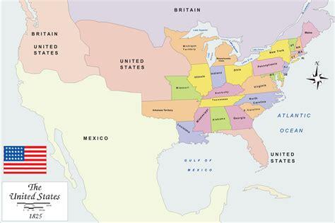 map of america oregon or