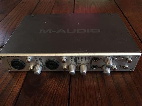Firewire Speakers by M Audio Firewire 410 Image 1962715 Audiofanzine