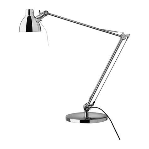 Ikea Antifoni Desk L Bulb Ikea Antifoni Desk Light Chrome Plated Silver Halogen Work