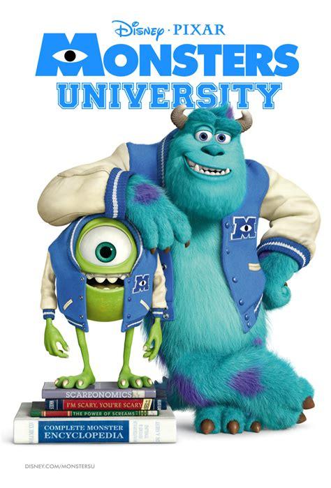 film cartoon monster university image gallery monsters university dvd