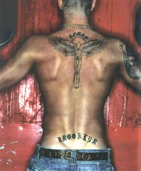 Beckham Tattoo On His Back | tattoo designs only tattoos part 13