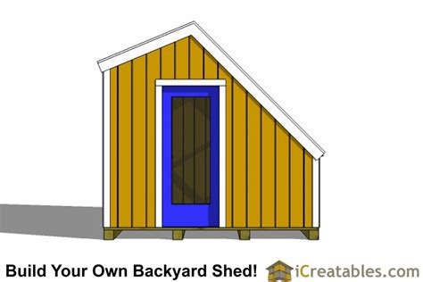 greenhouse shed plans icreatables