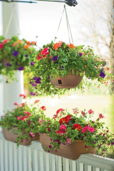 deck rail planters deck railing planters gardener s