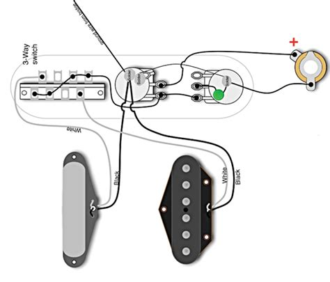 telecaster greasebucket wiring diagram gallery wiring