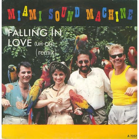 imagenes de miami sound machine falling in love uh oh by miami sound machine sp with