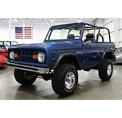1968 Ford Bronco  Post MCG Social™ MyClassicGarage™