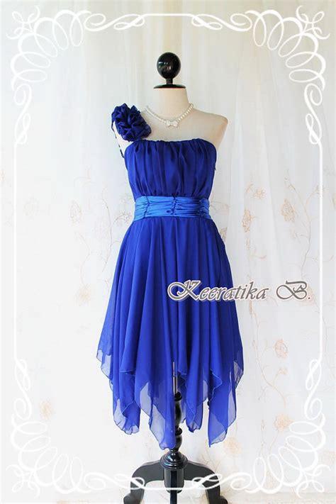 Asymmetric Shoulder Dress S M L 17712 juliet s royal blue cocktail dress one shoulder