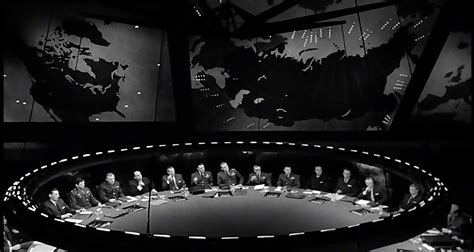 war room atomic annihilation 1964 dr strangelove