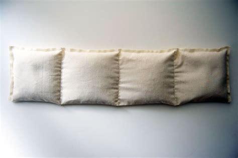rice heating pad pillow wise craft handmade