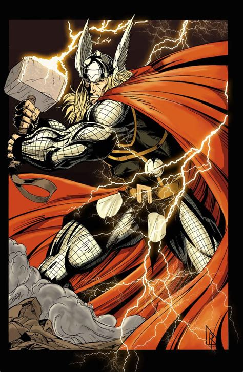 thor colors thor colors done by bdixonarts on deviantart