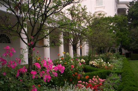 white house rose garden panoramio photo of white house rose garden