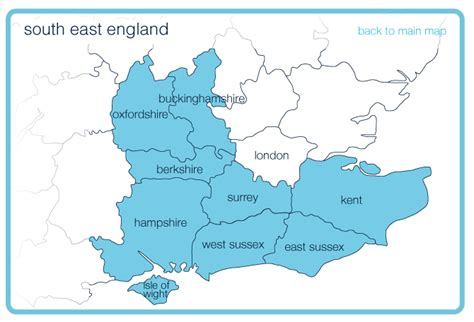 map uk south east pin south east on