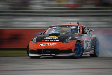 nissan 370z drift wallpaper chris forsberg formula drift fence climb photo 4