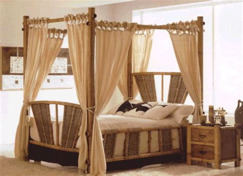 bamboo canopy bed maui bamboo queen canopy bed betterimprovement com