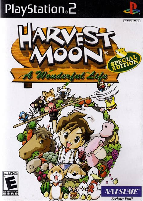emuparadise harvest moon harvest moon a wonderful life special edition europe iso