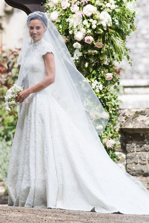50 Iconic Celebrity Wedding Dresses   Most Memorable