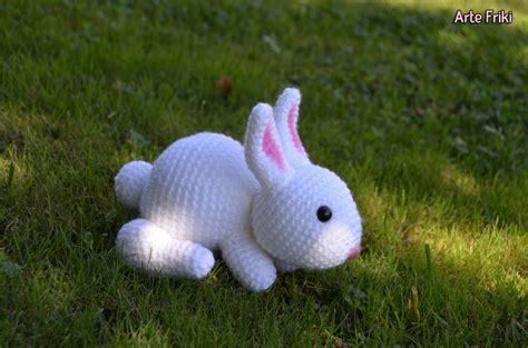 amigurumi conejo conejo de co amigurumi arte friki
