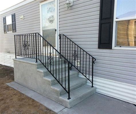everything you need to about mobile home steps