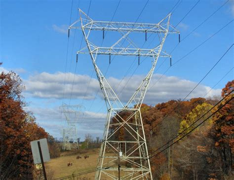 aep west virginia transmission co files to replace 20s