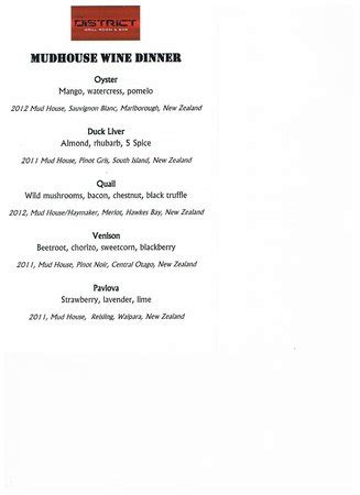 the grill room menu menu picture of the district grill room and bar bangkok tripadvisor