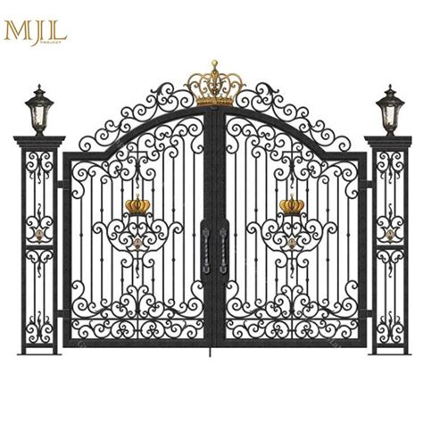 china  quality simple indian house steel main gate