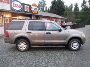 2002 Ford Explorer Transmission For Sale 2002 Ford Explorer Xls 4x4 Local Island Suv On Sale