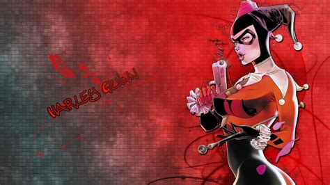 cool quinn wallpaper harley quinn wallpapers wallpaper cave