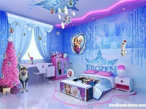 frozen inspired bedroom ideas