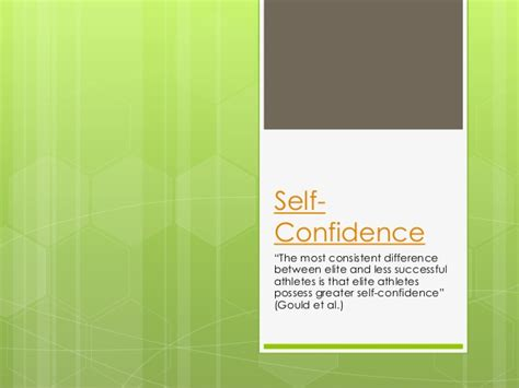 Confidence Premium L 1 self confidence and self efficacy 2013