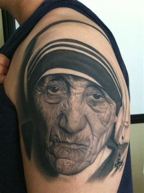 mother teresa portrait by robert pho yelp