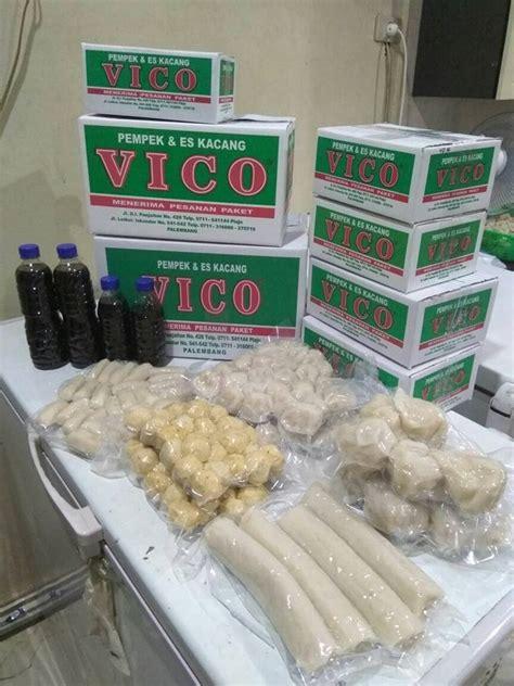 Pempek Vico Paket 1 pempek vico cara order