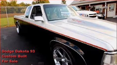 dodge dakota v8 horsepower dodge dakota 93 with 425 horsepower for sale