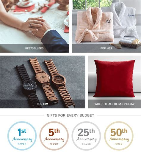 Anniversary Gifts: Marriage & Wedding Anniversary Gift
