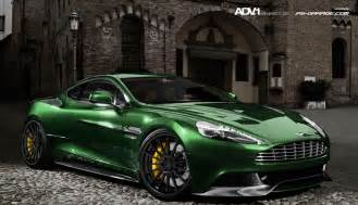 Aston Martin News Aston Martin Am 310 Vanquish On Adv 1 Wheels Autoevolution