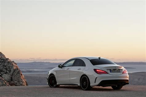 inride mercedes benz cla  amg breaks cover