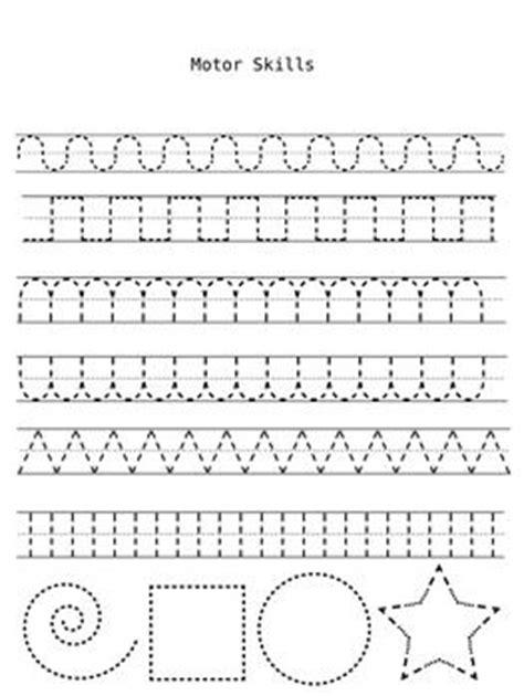 Motor Skills Handwriting Worksheets by Handwriting Practice Mats Improves Motor Skills Laminate