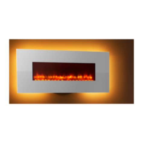 simplifire wall mount series electric fireplaces
