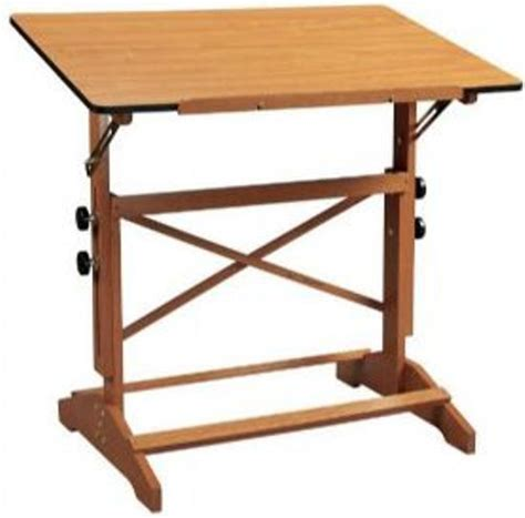 Wood Drafting Table Plans Adjustable Drafting Table Plans Woodworking Projects Plans