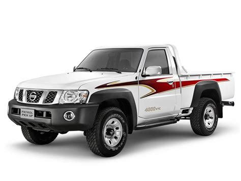 nissan truck 2018 nissan patrol pick up 2018 sgl manual in uae new car