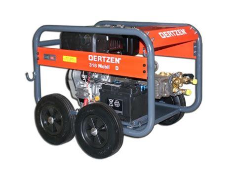 Pompa Washer Mobil 210 bar 3045 psi diesel engine economy high