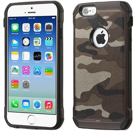 Army Armor Back Cover Casing Motif Loreng Iphone 5 Se best iphone 6 grade protection