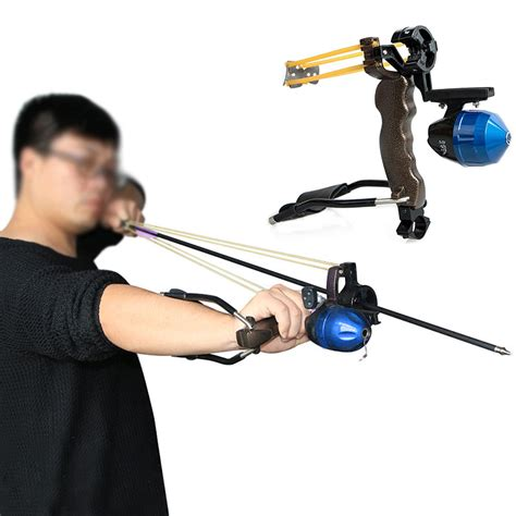 Slingshot Arrow high speed fishing slingshot shooting arrow bow