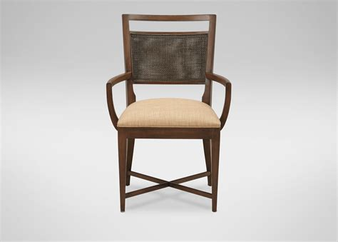 grady back armchair arm host chairs