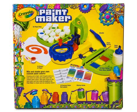 scoopon shopping crayola paint maker set