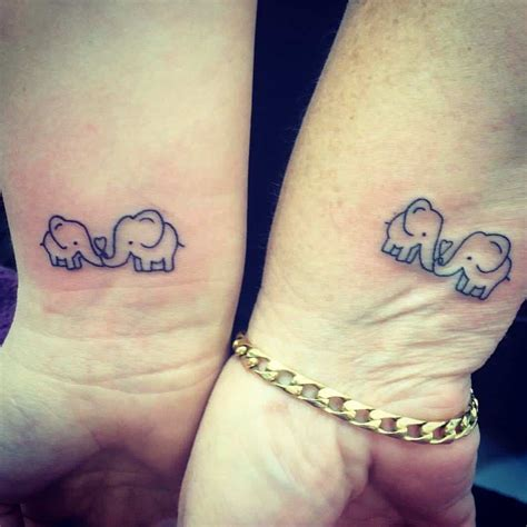 small tattoos for mother and daughter 33 tattoos marking an unbreakable bond