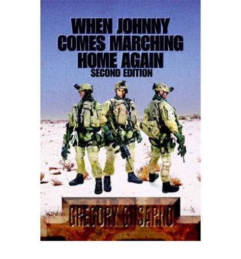when johnny comes marching home again gregory g sarno