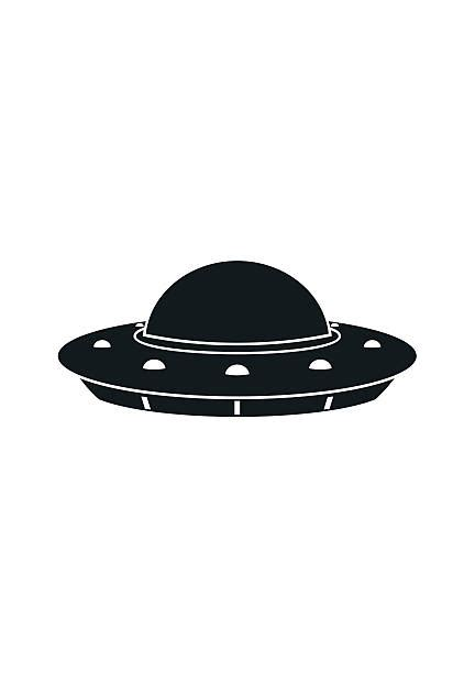 ufo illustrations royalty  vector graphics